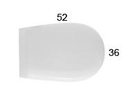 GR006_vaso globo serie grace misure