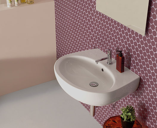 GR065 lavabo globo serie grace