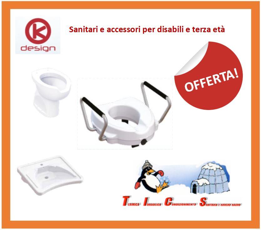 k-design saniteri e accessori disabili e terza età a roma - termoidraulica tics colli aniene